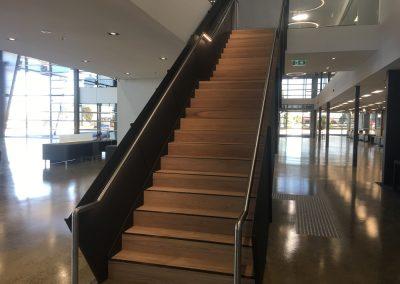 custom steel balustrade melbourne