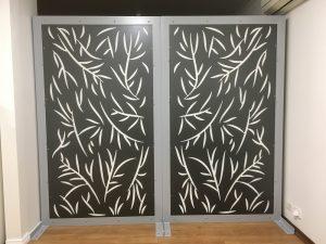 steel fabrication melbourne, steel screen