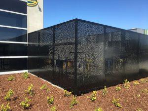 steel fabrication melbourne, laser cut steel screen