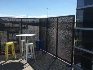 steel fabrication melbourne, steel laser cut screen