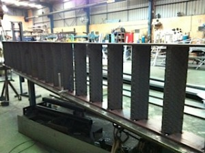 melbourne steel stair fabrication