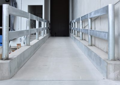 melbourne warehouse steel fabrication