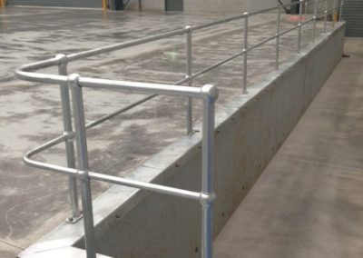 safety rail fabrication melbourne