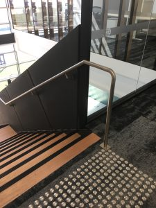 steel fabrication melbourne, steel balustrade