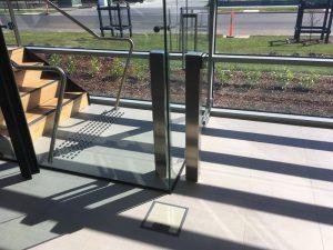 steel fabrication melbourne, steel security door
