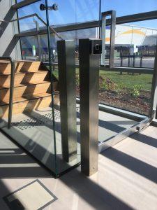steel fabrication melbourne, steel door frame