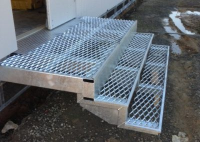 steel stair fabrication melbourne